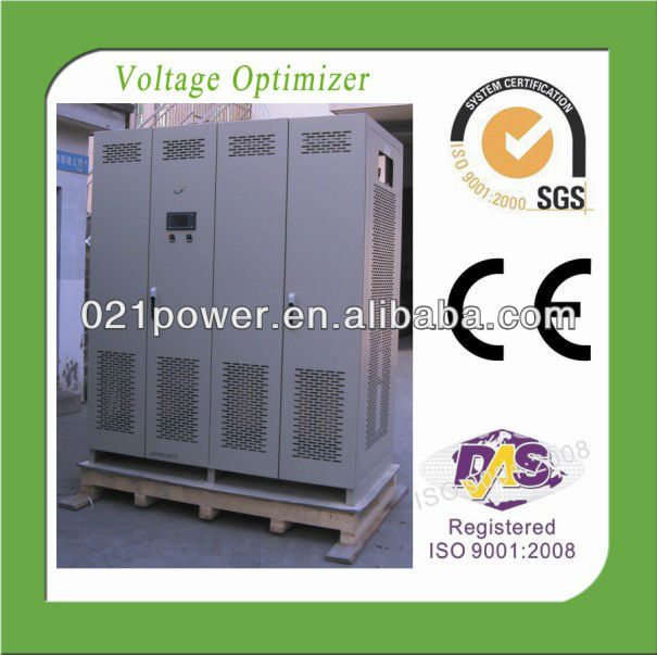 1000kva 3phase 400v voltage stablizer price for a maximum load capacity of 385Amps on each phase.