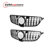ML class w166 ml300 ml320 ml350 ml400 ml500 GT style front grill for w166 ml300 ml320 ml350 ml400 ml500 auto grille