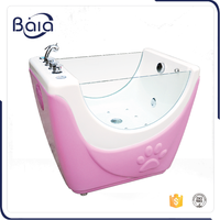 popularity size dog grooming bathtub for dogs and cats to shower