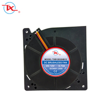 Brushless Cooling Fan 120mm Quiet 12V 24V 48V 12032 DC Fan