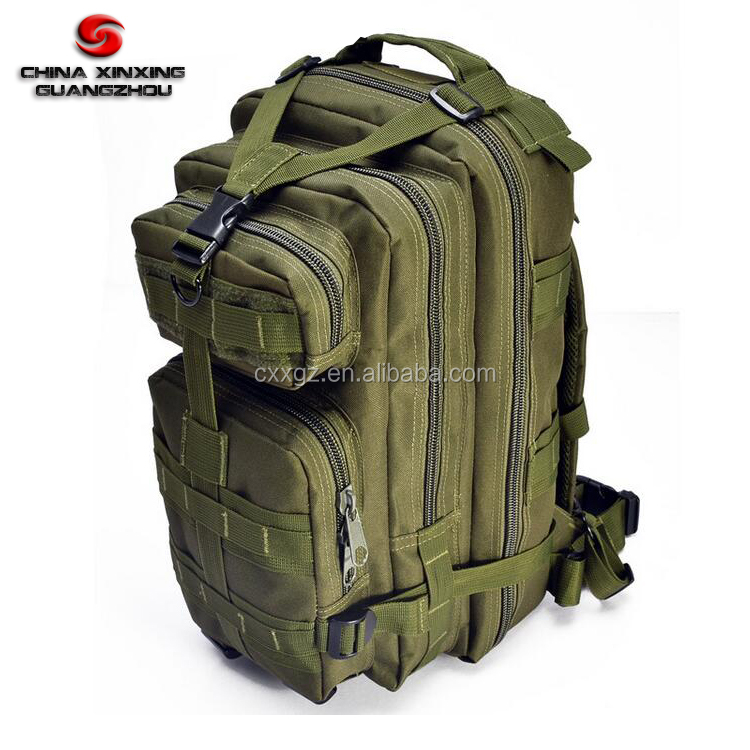 30 - 35 L Army Polyester Oxford Outdoor Camping Bag Military Tactical <strong>Backpack</strong>