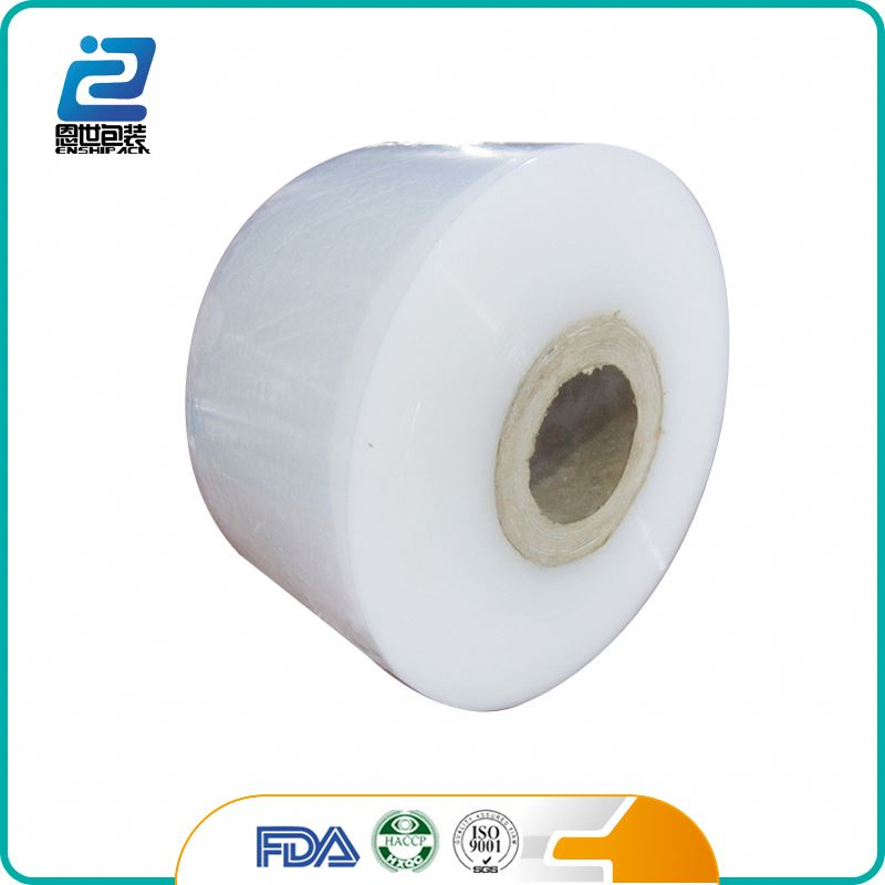 Cheap price pallet lldpe stretch film price for manual use supplier