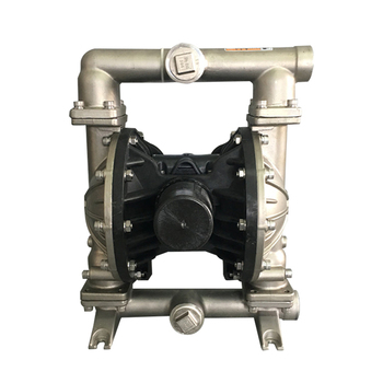 Chemical Muriatic Acid Pneumatic Diaphragm Pump used in water filter system