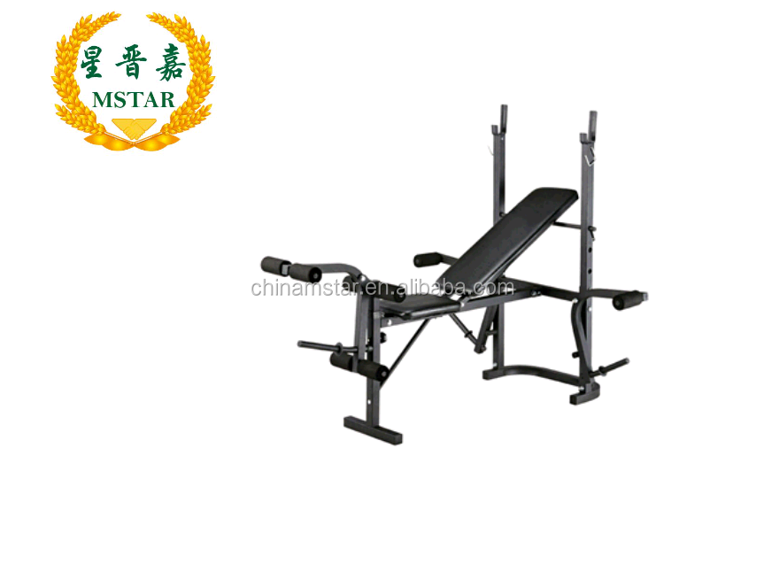 gym fitness equipment fitness weight lifting bench fitness equipment body building machine good quality