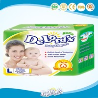 cheap Soft Cotton sleepy Baby Diaper made in china