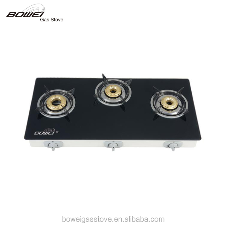 2015 prestige gas stove with glass top