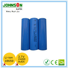 Original 3.7V 2100mah 18650 battery for flashlight and rc car