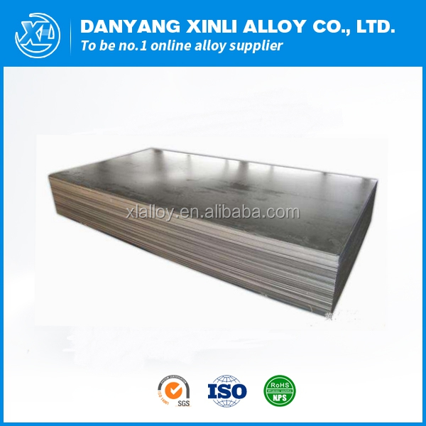 Precio hastelloy c276 alloy plate and sheet with good price