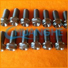 China manufacturing fasteners steel pipe screw cap