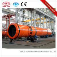 Top Quality Clay Drum Sawdust Rotary Dryer Price