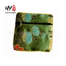 Newest Style Silk Hair Extension Packaging Satin Dust Bag