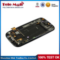 lcd touch for samsung galaxy s3 i9300 , long warranty for samsung s3