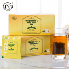 Private label green herbal blend infusion tea Chinese weight loss tea