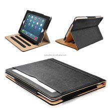luxury leather universal tablet case flip cover case for tablet