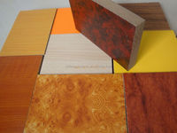 MDF, solid surface interior wall tiles veneer/ artificial wooden decoractive tiles