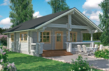 luxury prefabricated villa wooden house chalet homes cheap good quality