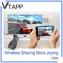 VTAPP EZCast dongle V52A 2014 high-tech Hot Selling product gsm cdma dual sim dual standby mobile phone