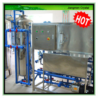 6000L/H reverse osmosis & Ultrafiltration sewage water treatment plant
