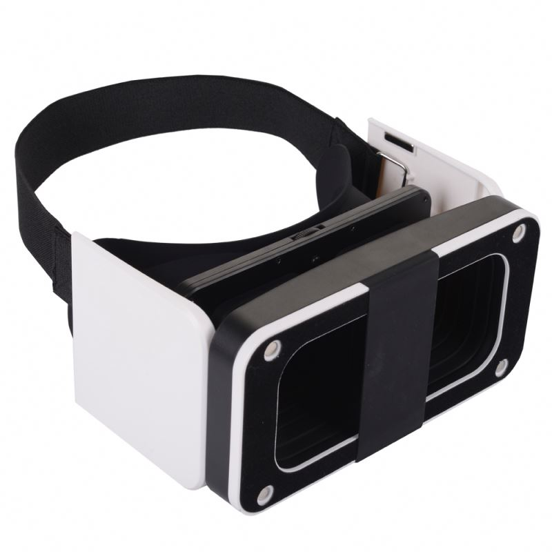 2016 factory hot sale VR case, virtual reality 3d glasses for normal tv VR box 2.0 for smartphone