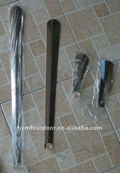 52cm Metel Shoehorn with hook