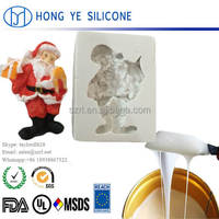 RTV liquid art crafts molding silicone rubber