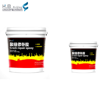 Two-component structural repair cracks epoxy adhesive