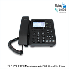 cheap sip phone voip softphone wifi voip phone with 3-way conference IP542N