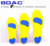 rebound foam breathable and sweat absorption sports arch support insoles