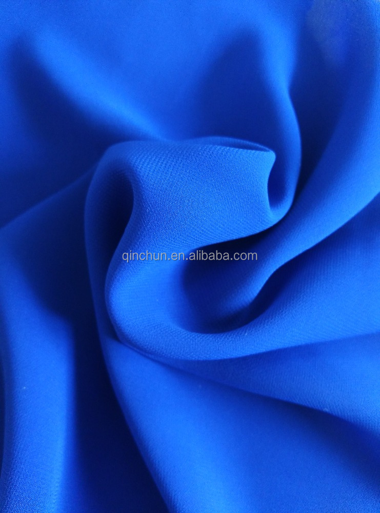 100% polyester 80D SPH two ways mechanical stretch chiffon