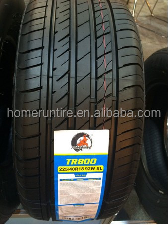 Wholesale Chinese TRANSKING brand cheap new tires for cars 225 40 18 225 45 17 all sizes for sale