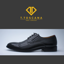 High quality and low price 100% genuine leather upper men dress shoe