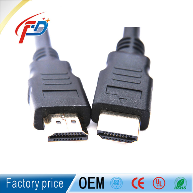 HDMI high-definition line computer TV set-top box display video data cable 5 meters 1.4 HDMI cable