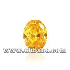 VERY RARE FANCY VIVID YELLOW DIAMOND