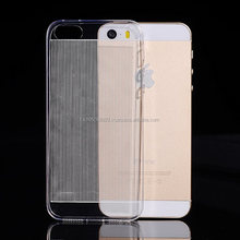 2014 Ultra Slim Brushed Design Soft Combo TPU Case For Iphone5 5S With 6 Colors Stocks now ,Factory Price