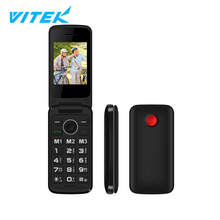2.4inch Top quality speed dialing gsm land senior phone dual sim,cheap basic china mobile phone