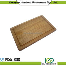 Seamless Cheap Price Custom Carbonize Bamboo Cutting Board