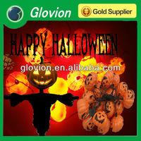 Gift Halloween decoration, LED flashing halloween pumpkin stick light, Halloween Pumpkin String Lights