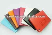 Leather Flip Cover stand for iPad mini Tablet 7.9