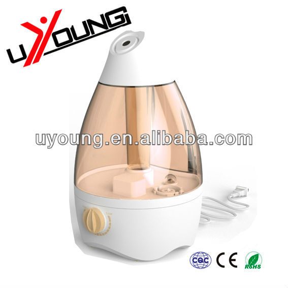 Ultrasonic Cold Humidifier Mist Vaporizer