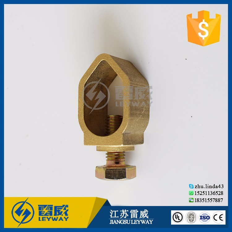 Copper Clamp Rod to Cable Clamp Type G