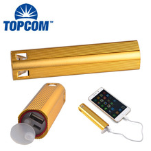 Long Time Lasting LED Torch Power Bank For Mobile Phone Flashlight Outdoor Light