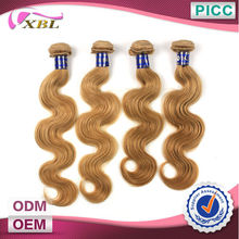 XBL New Virgin Remy Peruvian Cheap Blonde Hair Extensions