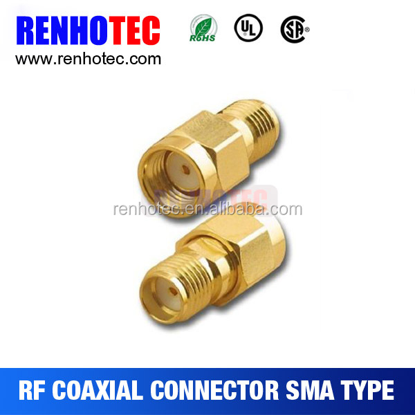 SMA Male to Female Nut Bulkhead Crimp RG316 Cable Jumper Pigtail 15cm