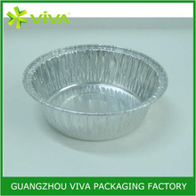 High quality paperboard aluminum foil box for food packaging