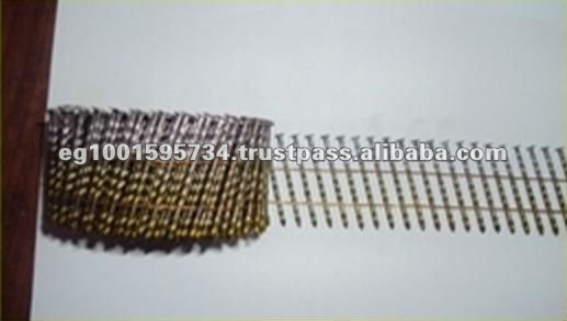 Egypt Low-Price Steel Common Nail