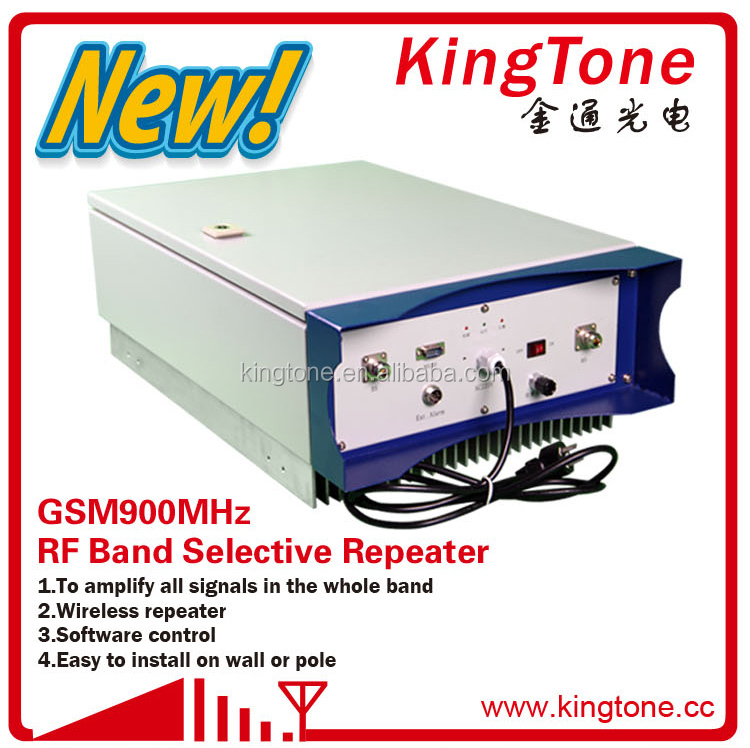 GSM mobile network solution 900 mhz Cell phone repeater