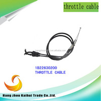 2016 manufacture whole sale high quality Motorcycle Throttle cable