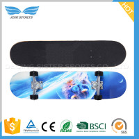 China Alibaba Reasonable Price Pro Quality Skateboard Deck 100% Canadian Maple