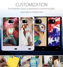 Fashion accessory 2016 china wholesale cheap price stylish cell phone case for woman for Galaxy S2 I9100