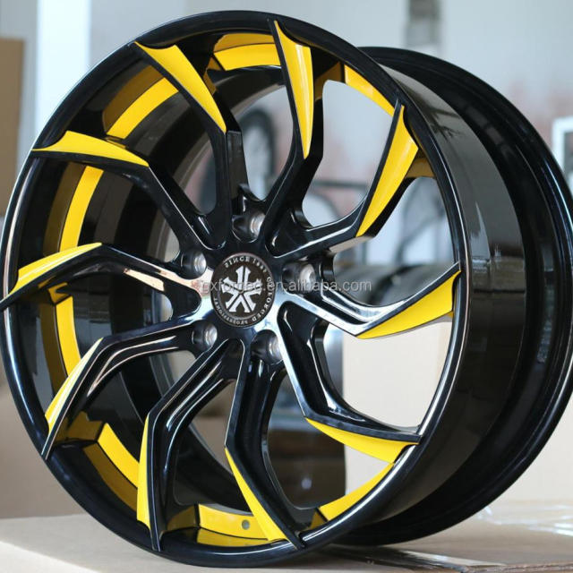 2 pcs customized forged alloy wheel 16